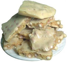The CottageKeeper's Peanut Brittle - Old Fashion Peanut Brittle From The Candy Shop at Cottages and Gardens
