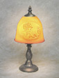 Songbird Porcelain Lithophane Petite Lamp
