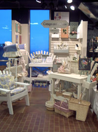 Cottages and Gardens Showroom At The Atlanta International Gift & Home Furnishings Market